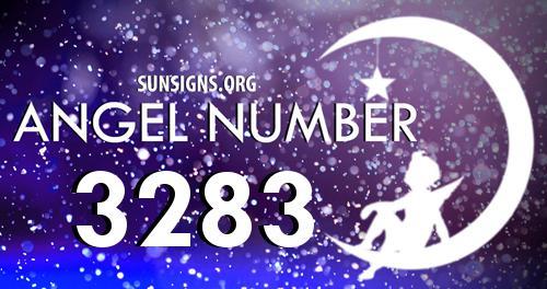 angel number 3283