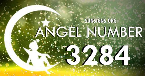 angel number 3284