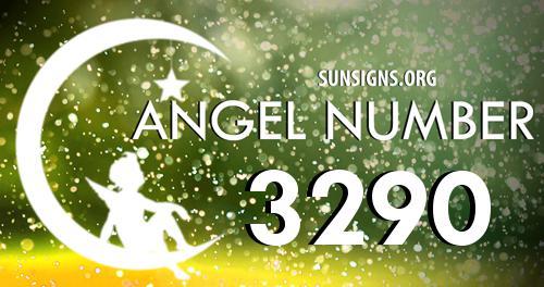 angel number 3290