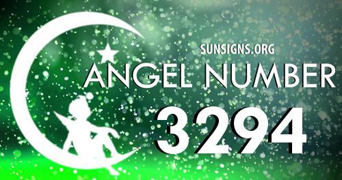 angel number 3294