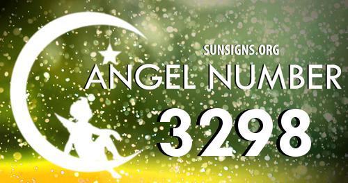 angel number 3298