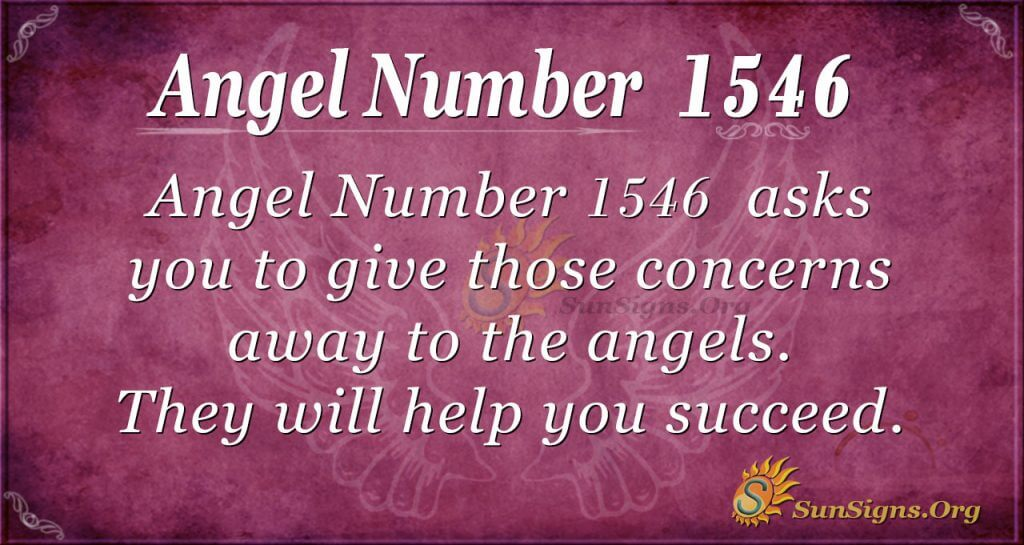 Angel NNumber 1546