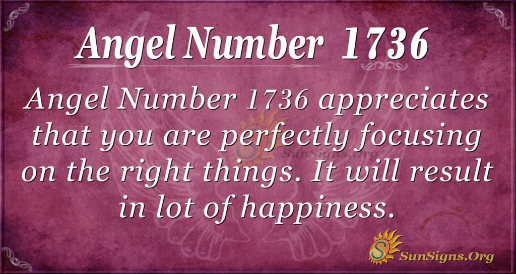 Angel Number 1756