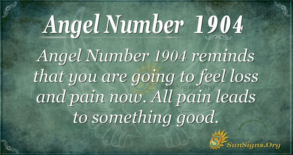 Angel Number 1904