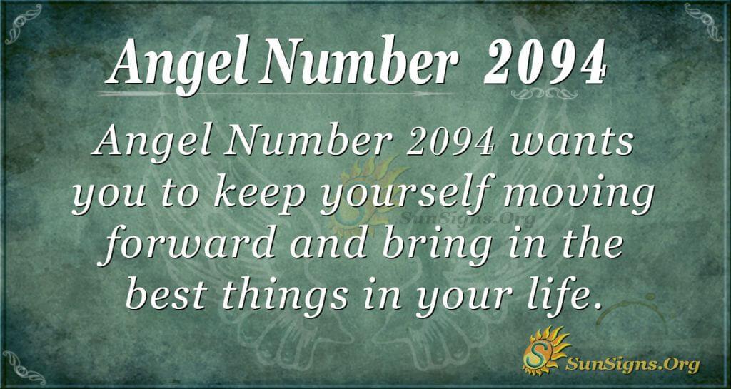 Angel Number 2094