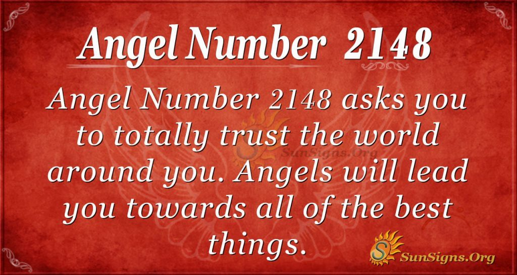 Angel Number 2148