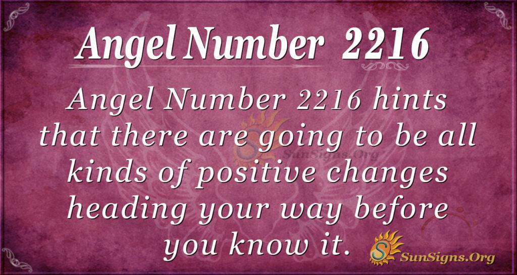 2216 angel number