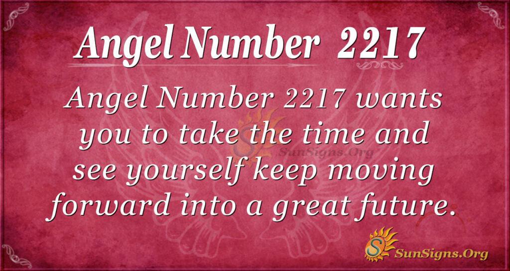 2217 angel number