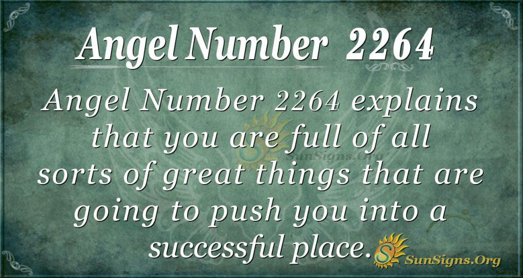 Angel Number 2264