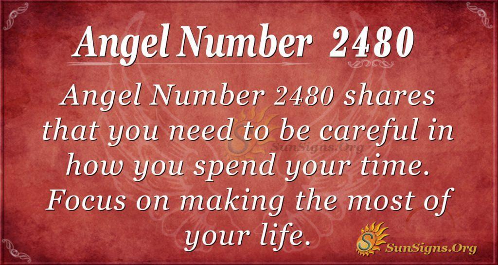 Angel Number 2780