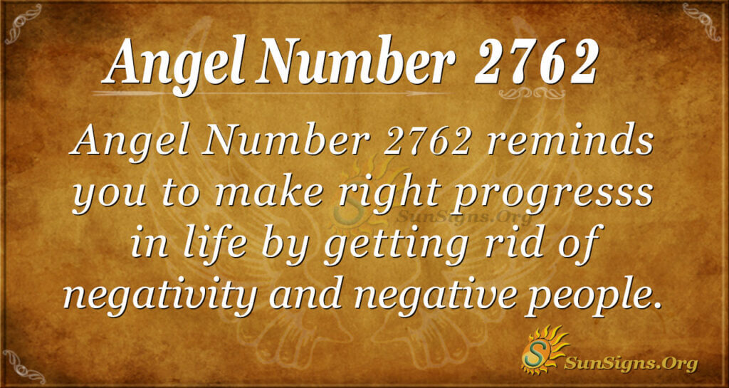 Angel number 2763