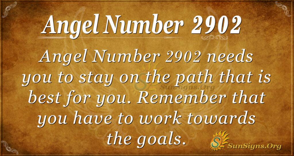2902 angel number