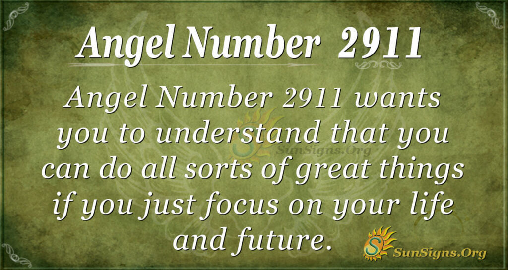 2911 angel number