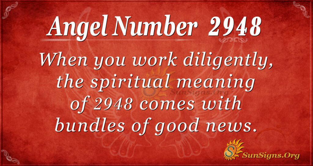 2948 angel number