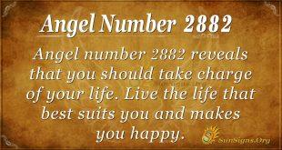 angel number 2882