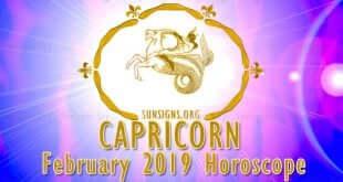 Capricorn February 2019 Horoscope