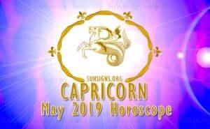 Capricorn May 2019 Horoscope