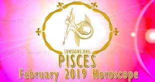 Pisces February 2019 Horoscope