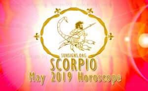 Scorpio May 2019 Horoscope