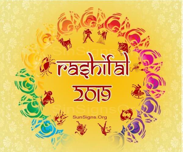 Rashifal 2019 Predictions - Varshik Horoscopes