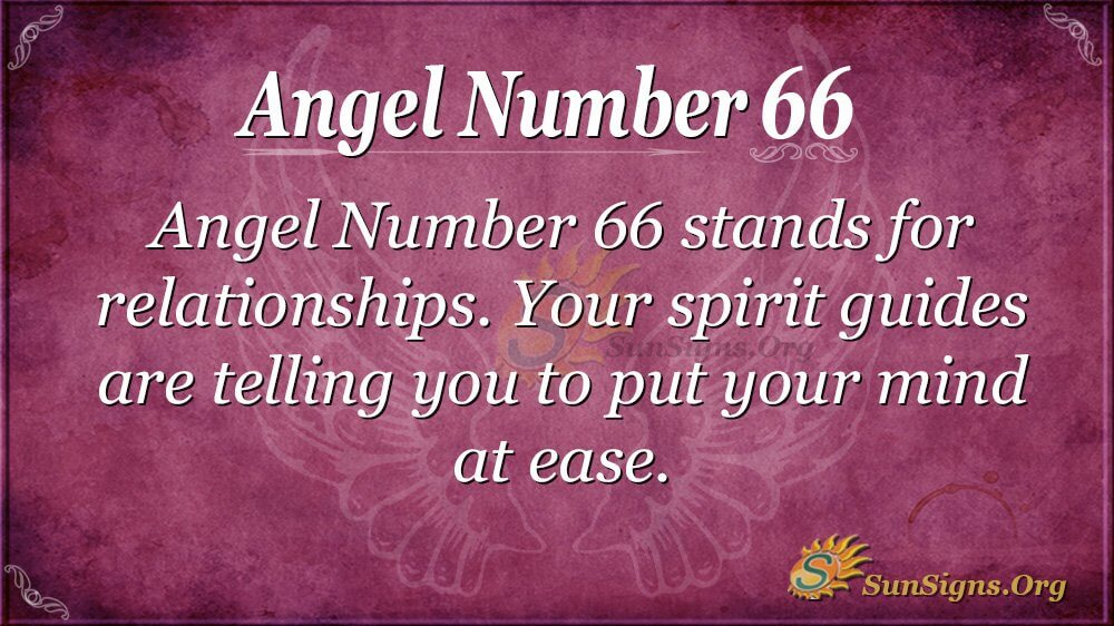 Angel Number 66 Meaning: How Does It Affect Your