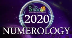 numerology horoscope 2020
