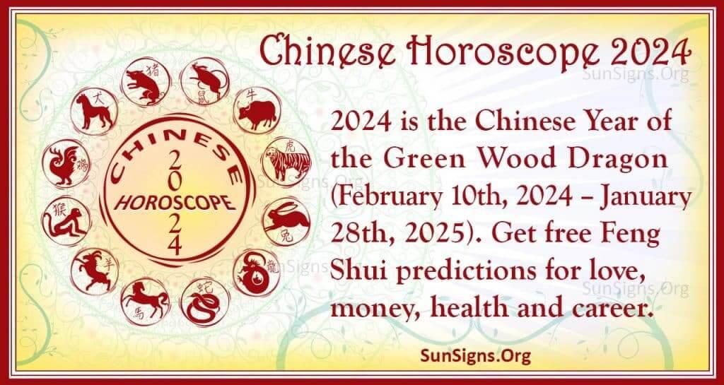 chinese horoscope 2024