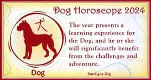 dog chinese horoscope 2024