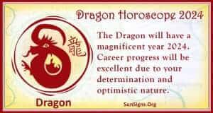dragon chinese horoscope 2024
