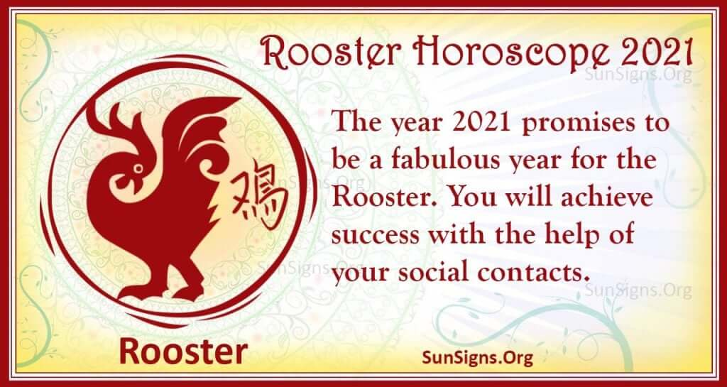 rooster 2021