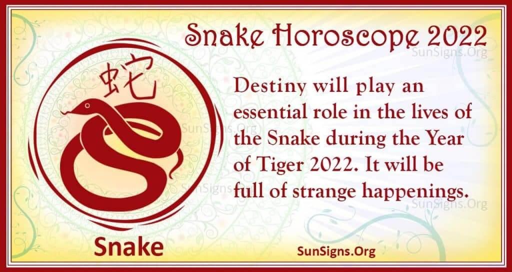snake 2022