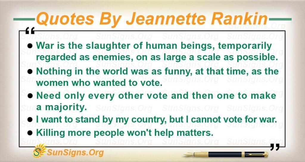 jeannette_rankin_quotes
