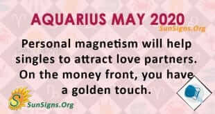 Aquarius May 2020 Horoscope