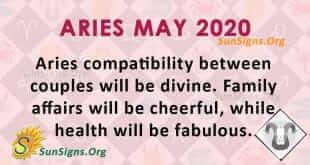 Aries May 2020 Horoscope