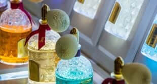 feng shui scents