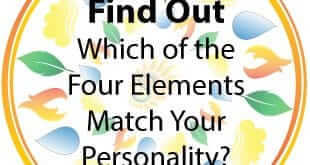 four elements personality quiz