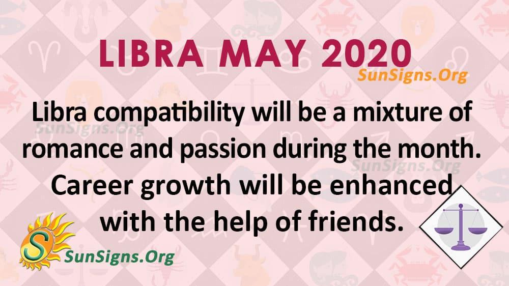 Libra May 2020 Horoscope