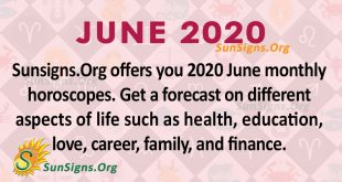 June 2020 Horoscope