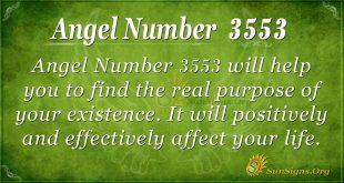 angel number 3553
