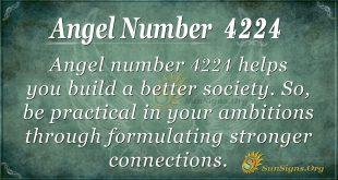angel number 4224
