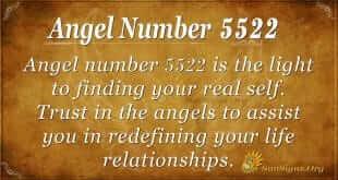 angel number 5522