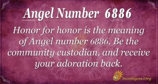 angel number 6886