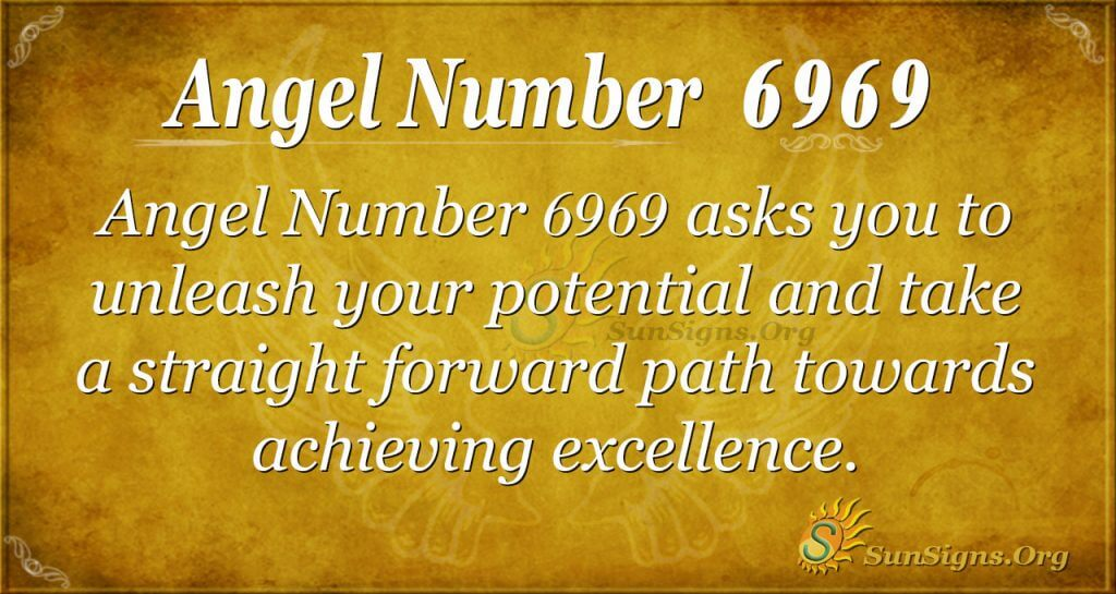 angel number 6969