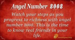 angel number 8008