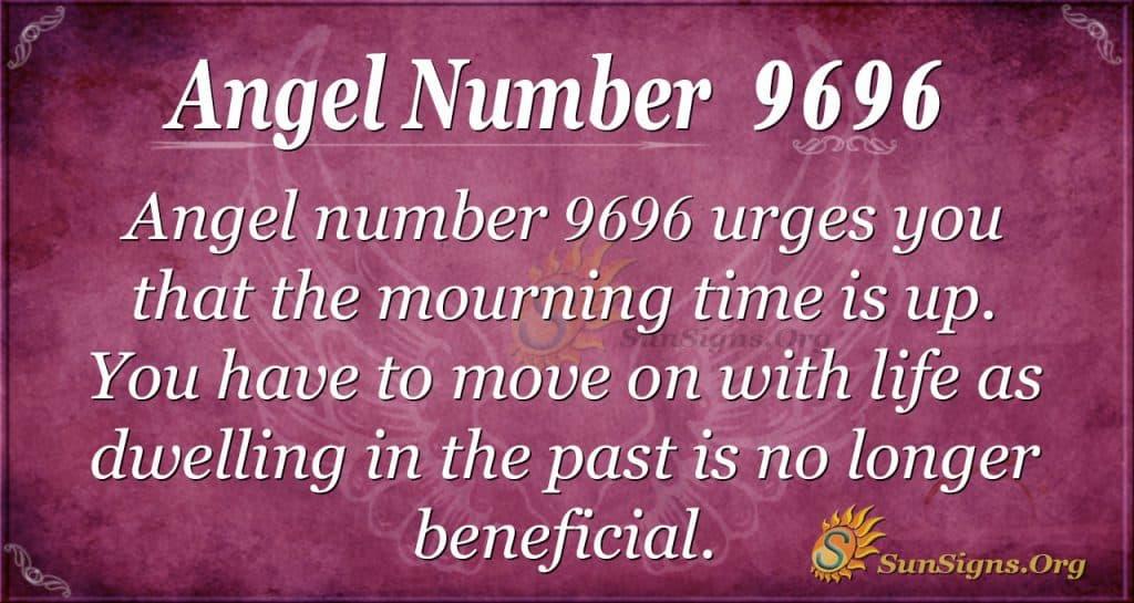 angel number 9696