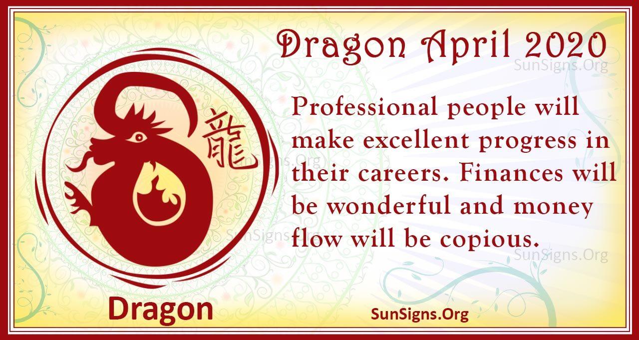 dragon april 2020