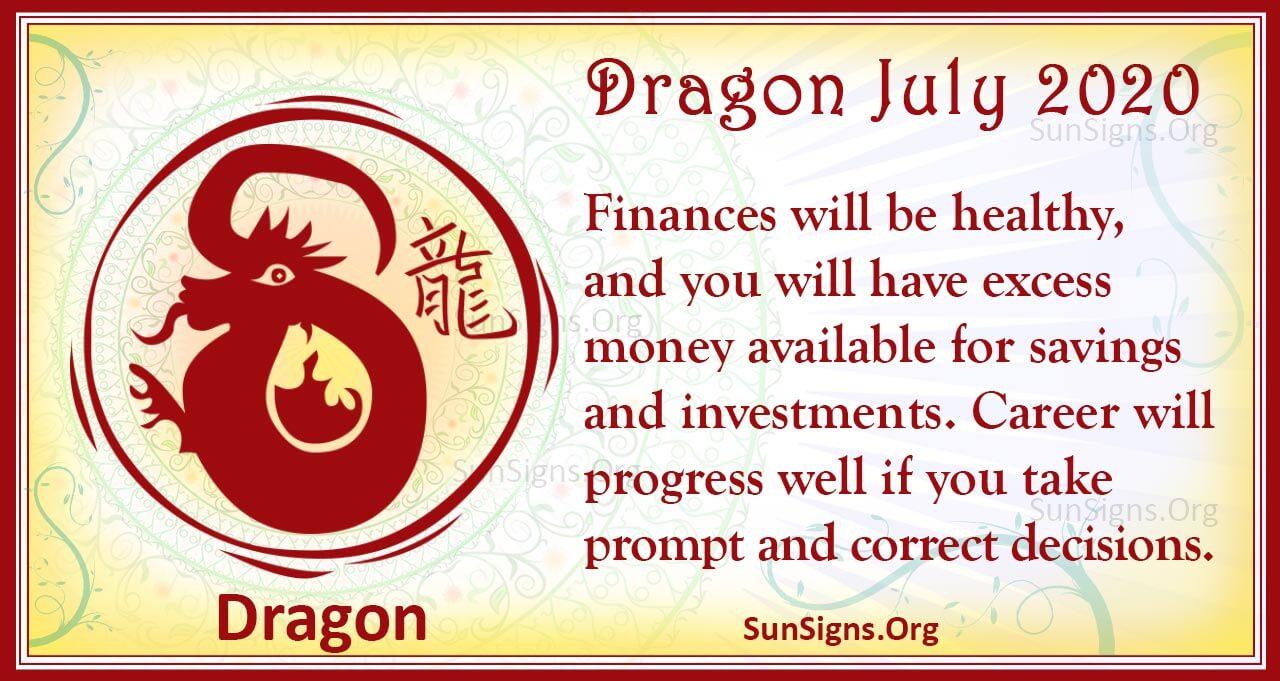 dragon july 2020