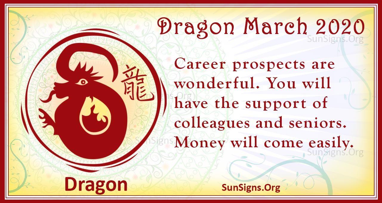 dragon march 2020