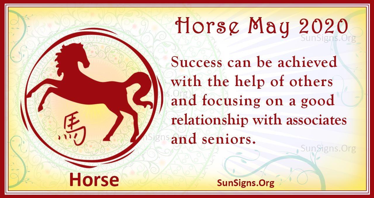 horse may 2020