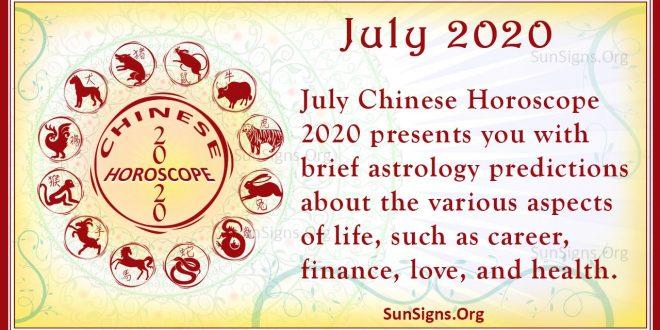taurus horoscope july 2020
